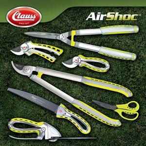 Clauss AirShoc Lawn & Garden Line