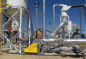 Greensteam demonstration unit at Aera Energy