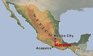 Esperanza Resources Mexico map Cerro Jumil