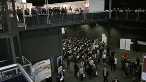 The International Precious Metals & Commodities Show in Munich was well attended