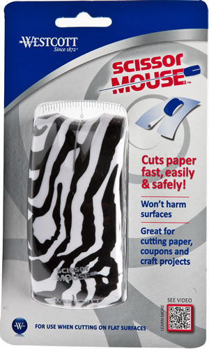 The Westcott Scissor Mouse