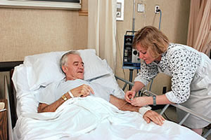 The number of inpatient days declines thanks to CompCare's program