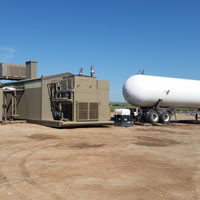 American Power Enters Lucrative Flare Capture and Recovery Market post image