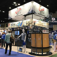 Cuda Again Bigger and Better at ICAST Fishing Show post image
