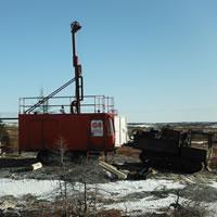 Drill Turning At EnerSpar's Johan Beetz Feldspar Project post image