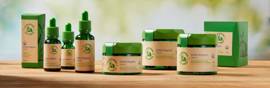 The Green Organic Dutchman products