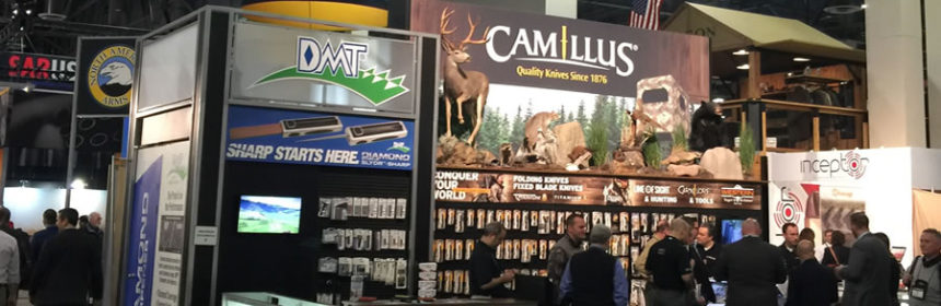 Acme United booth at SHOT Show 2019