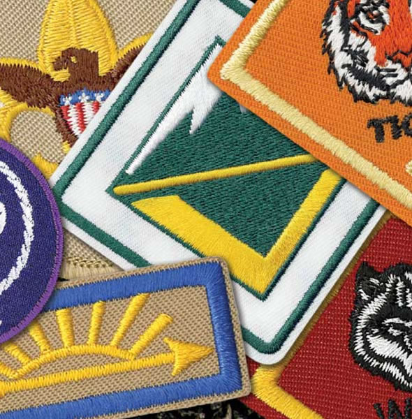 Insignia The Boy Scouts of America