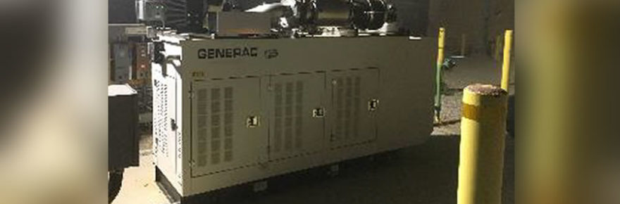 Tecogen natural gas generator with Ultera