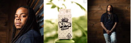 THC products launched under King Louie brand