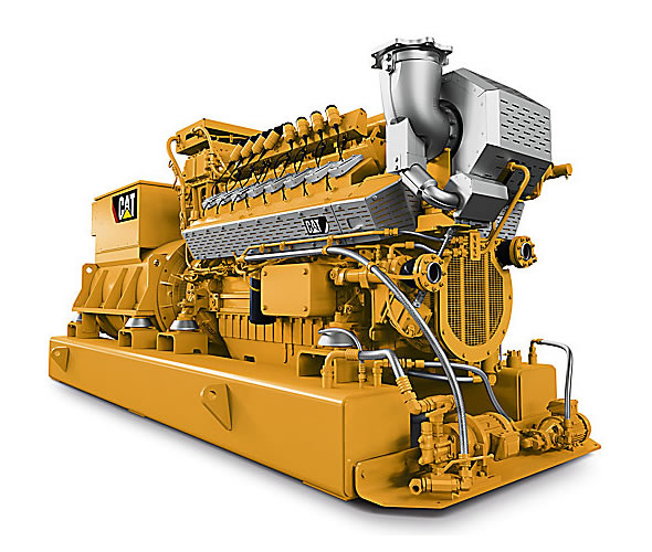 Two 800-horsepower Caterpillar engines will be equipped with an Ultera