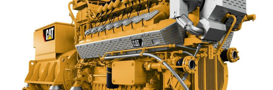 Caterpillar engines will be equipped with an Ultera
